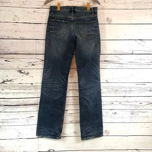 Paper Denim & Cloth Jeans - Paperdenim&cloth Button fly straight leg jeans 29